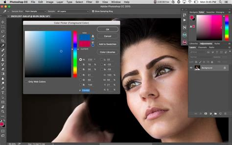 photoshop color picker the adobe color picker tool we all see it but do you