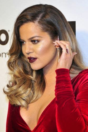 how to get khloe kardashian wedding hair 11 khloe kardashian hair dash over to ombre long bob