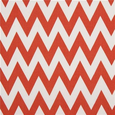 white zigzag pattern white red zig zag pattern organic fabric by monaluna usa