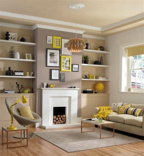 Decorating Ideas For Small Living Rooms On A Budget by Decoracion En Color Amarillo Tendencias De Decoraci 243 N 2015