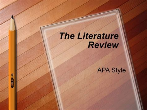 Apa Literature Review Sle 6th Edition by Lit Review Apa Style 1202666316841695 4