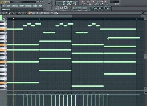 tutorial fl studio piano roll alesso years fl studio piano tutorial youtube