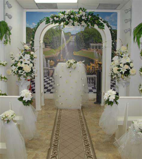 Wedding Chapel by Mehandi Designs World Beautiful Wedding Chapels Photo