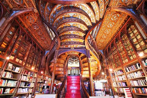 libro the unknown unknown bookshops livraria lello porto ruralea