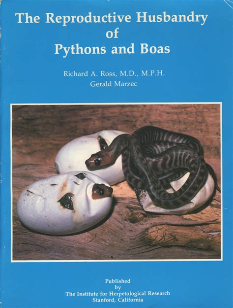 kalask the reptilian question books herp books the reproductive husbandry of pythons and boas