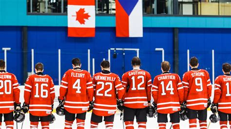 world junior hockey challenge canada s national junior team set for 2016 iihf world