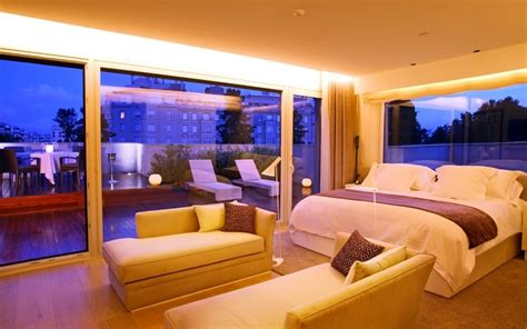 Free Hotel Room by Penthouse Habitaciones Hotel Abac En Barcelona Abac
