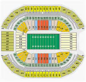 University Of Phoenix Stadium Map by Arizona Pro Bowl Package 2015 Pro Bowl Tickets Amp Tempe Hotel