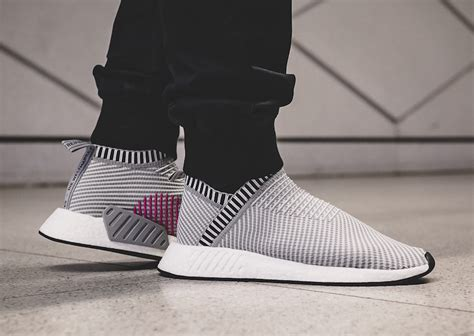 Adidas Nmd City Shock Black adidas nmd city sock 2 shock pink release date sneaker