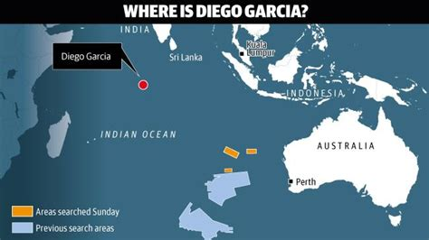 diego garcia map pentagon bans all leave travel to diego gracia suspected to be where missing mh370 landed