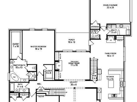 Simple 5 Bedroom House Plans by Small 1 Bedroom House Plans Small House Plans 3 Bedrooms