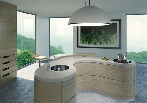 Island Bench Kitchen caesarstone bianco drift 6131 mkw surfaces