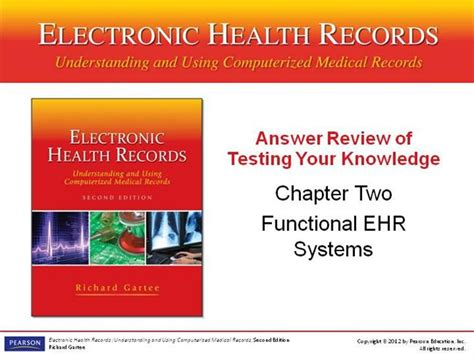 Gartee Ehr Ch02 Test Review Authorstream Ehr Powerpoint Templates