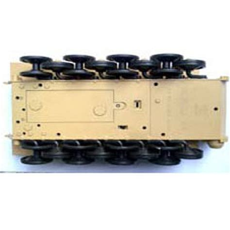 Spare Part Panther jagdpanther spare part chassis with road wheels
