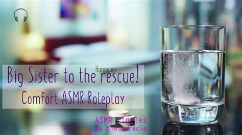 asmr comfort asmr big sister takes care of you comfort asmr
