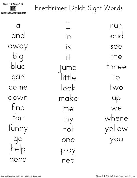 Free Printable Kindergarten Sight Word Worksheets by Sight Words Worksheets Printables Write The Sight Words