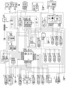 Peugeot 306 Wiring Diagram Peugeot 306 Engine Type Xu7jpz K Injection Ignition