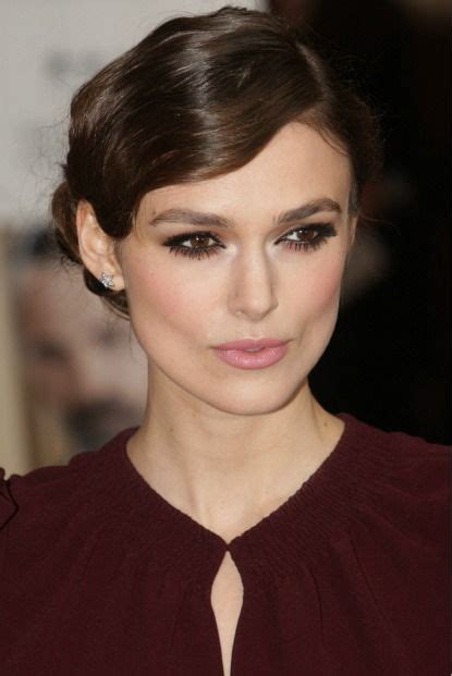 Keira Knightley Is Way by A New Way To Style Your Updo Put A Wiggle In It