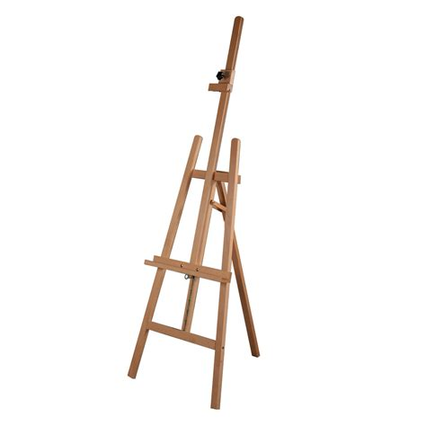 simply art natural wood easel wooden easel www imgkid com the image kid has it