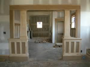 Pillar Designs For Home Interiors Craftsman Ontario Park Bungalow Blog