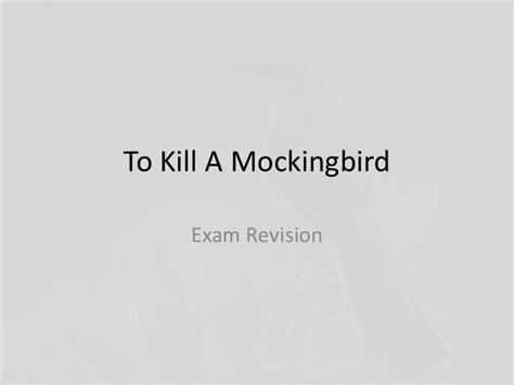 themes of to kill a mockingbird part 1 to kill a mockingbird revision