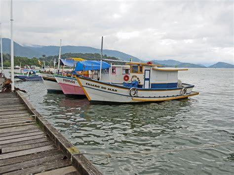 boat travel bra cruise on angra dos reis bay paraty brazil travel