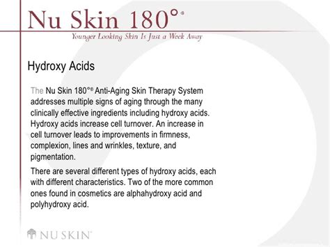 Promo 180 System Cell Renewal Fluid nu skin 180 176 anti aging skin therapy system 11street malaysia cleansers