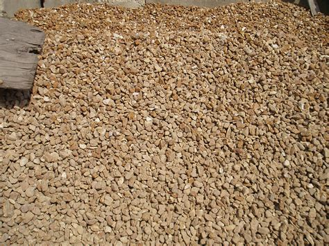 decorative gravel with stone mulch garden center plant