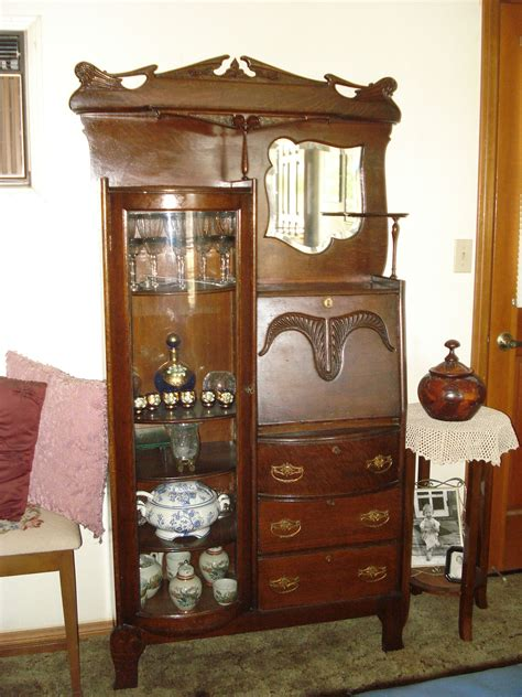 antique desk with hutch secretary hutch for sale antiques com classifieds