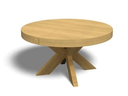 Extending Circular Dining Table Extending Dining Table