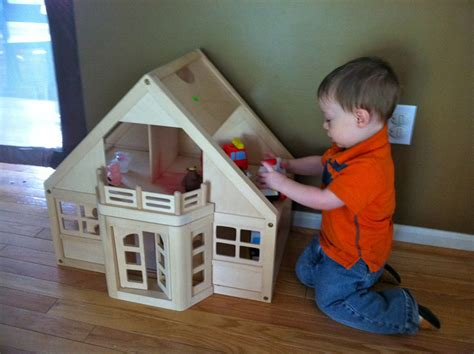 boys doll houses thrift store gems imagine our life