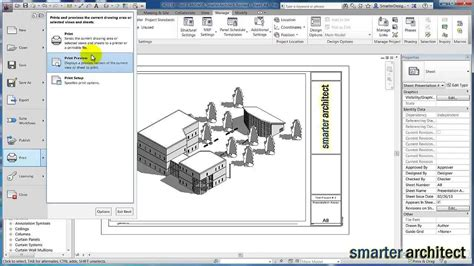 autodesk revit tutorial videos autodesk revit tutorial revit to pdf youtube