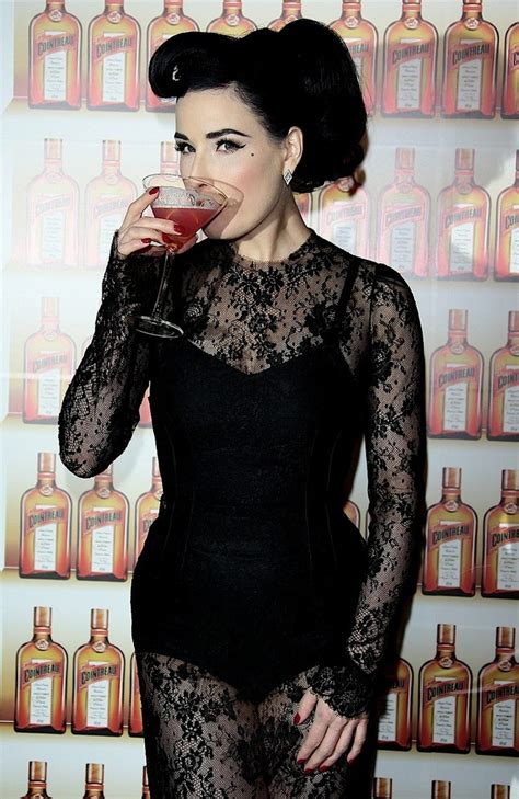 Contreu 2 Top 15 Best Images About Dita Teese For Cointreau On