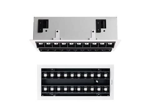 faretti guzzini per controsoffitti faretto a led multiplo a soffitto laser blade by iguzzini