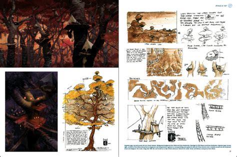 book layout artist avatar the last airbender stephen reichert design