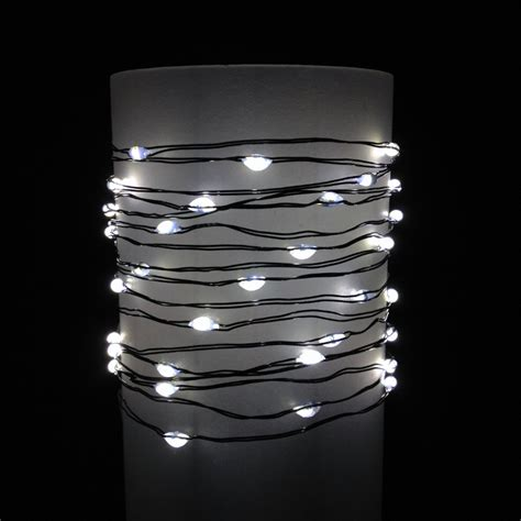 everlasting glow patio lights fantastic white wire string lights contemporary