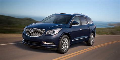 buick enclave 2017 buick enclave vehicles on display chicago