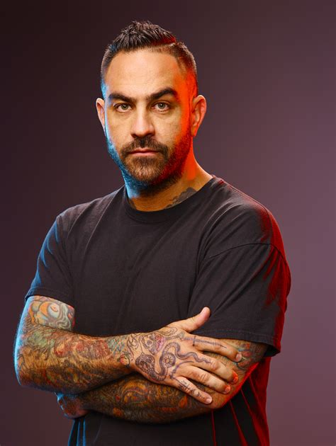 chris nunez tattoos ink master season 7 contestant photos paramount