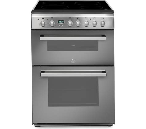 Electric Cooker indesit dd60c2cx electric ceramic cooker mirror cookers