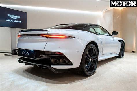 2019 Aston Dbs by 2019 Aston Martin Dbs Superleggera Revealed