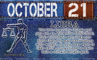 october 21 birthday horoscope personality sun signs