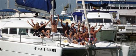 group catamaran marbella marbella catamaran sailing yacht charters in marbella