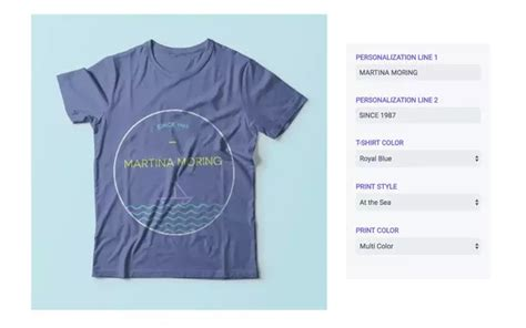 design your shirt and sell it how to create an online t shirt design tool like create