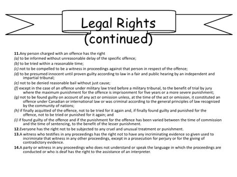 canadian charter of rights and freedoms section 9 canadian charter of rights and freedoms