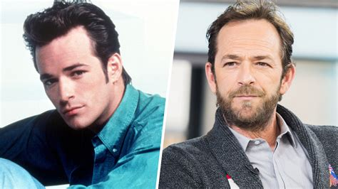 Wheres Luke Perry Now by Luke Perry S Ready For The Do Again I D Like To