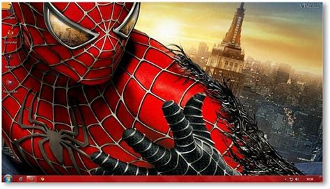 download spiderman themes for pc spiderman theme for windows 7 and windows 8