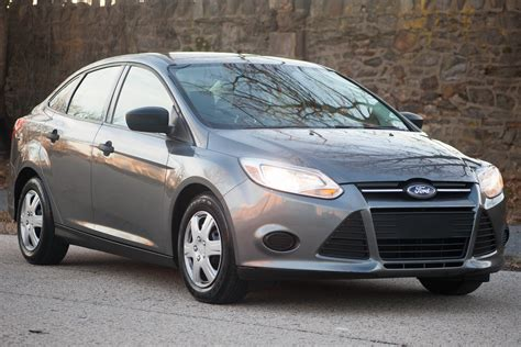 Used Ford Focus For Sale by 2012 Used Ford Focus S For Sale