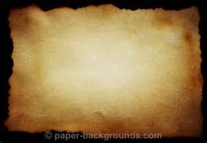 How To Make Vintage Paper - burnt paper hd www pixshark images galleries