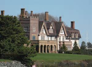 Providence Homes Floor Plans Gilded Age Mansion In Newport That Hosted Kennedys Goes On