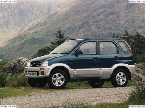 daihatsu terios 2000 2000 daihatsu terios autos compactos pinterest